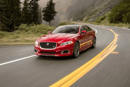 2014 Jaguar XJR long-wheelbase 3