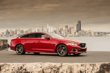 2014 Jaguar XJR long-wheelbase 8