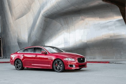 2014 Jaguar XJR long-wheelbase 9