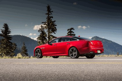 2014 Jaguar XJR long-wheelbase 10