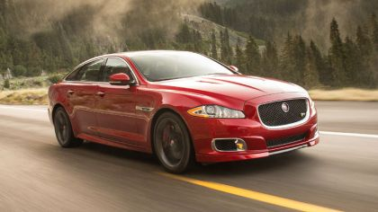 2014 Jaguar XJR long-wheelbase 4