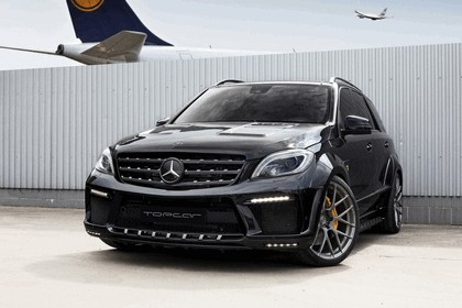 2013 Mercedes-Benz ML 63 AMG Inferno Deceptikon by TopCar 1