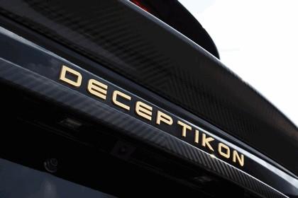 2013 Mercedes-Benz ML 63 AMG Inferno Deceptikon by TopCar 6