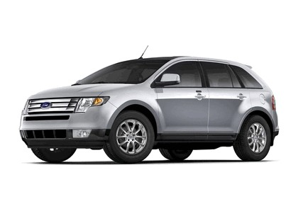 2007 Ford Edge Limited 4