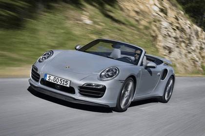 2013 Porsche 911 ( 991 ) turbo cabriolet 1