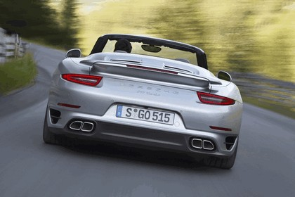 2013 Porsche 911 ( 991 ) turbo cabriolet 2