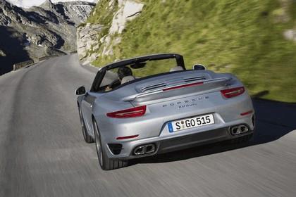 2013 Porsche 911 ( 991 ) turbo cabriolet 3