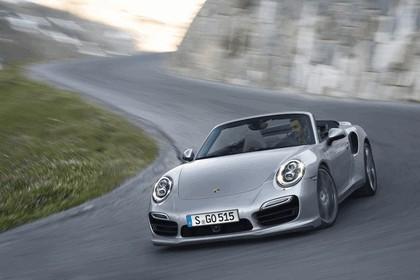 2013 Porsche 911 ( 991 ) turbo cabriolet 4