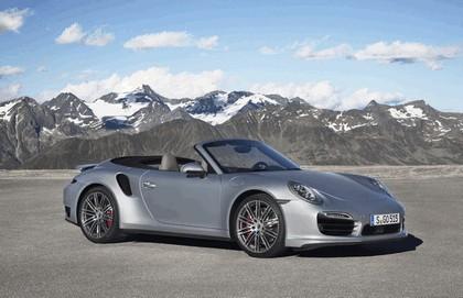 2013 Porsche 911 ( 991 ) turbo cabriolet 5