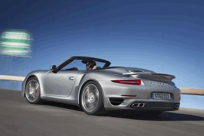 2013 Porsche 911 ( 991 ) turbo cabriolet 7