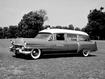 1954 Cadillac Ambulance by A. J. Miller 1