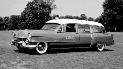 1954 Cadillac Ambulance by A. J. Miller 6