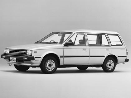 1985 Nissan Sunny ( VB11 ) Ad Van 1