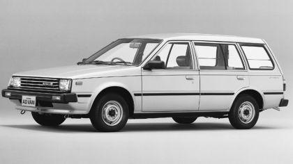 1985 Nissan Sunny ( VB11 ) Ad Van 2