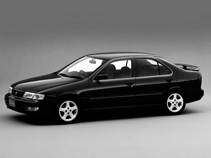 1993 Nissan Sunny ( B14 ) 1