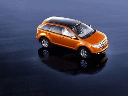 2007 Ford Edge SEL AWD 4