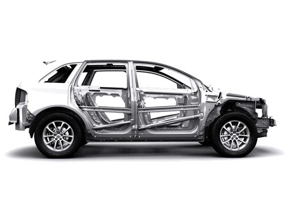 2007 Ford Edge SEL AWD 16