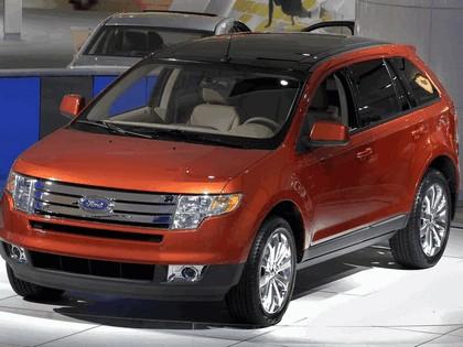 2007 Ford Edge SEL AWD 38