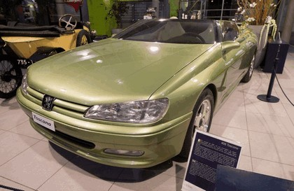 1996 Peugeot 406 Toscana 3