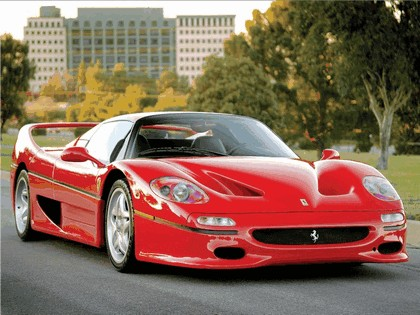 1995 Ferrari F50 - Preserial No99999 2