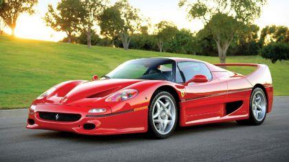 1995 Ferrari F50 - Preserial No99999 1