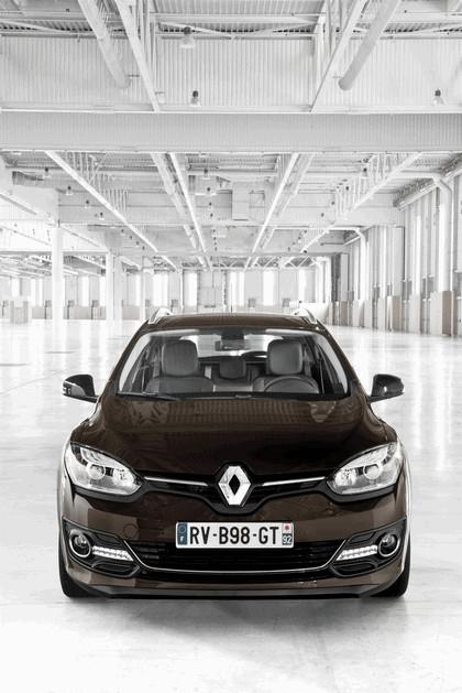 2013 Renault Megane Estate 4