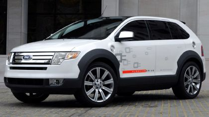 2007 Ford Edge with HySeries Drive 1