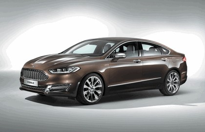 2013 Ford Mondeo Vignale concept 1