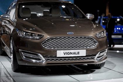 2013 Ford Mondeo Vignale concept 27