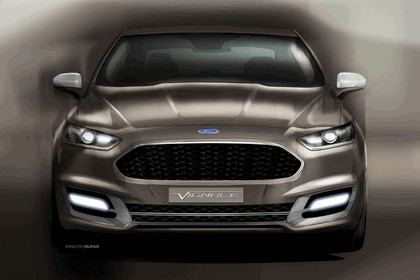 2013 Ford Mondeo Vignale concept 47