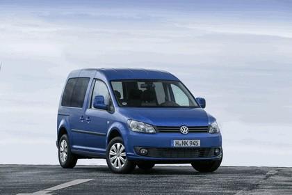 2013 Volkswagen Caddy BlueMotion 1