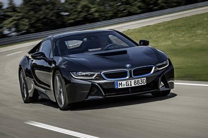 2014 BMW i8 24