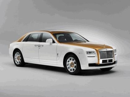 2013 Rolls-Royce Ghost Golden Sunbird 1