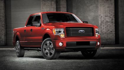 2014 Ford F-150 STX SuperCrew 6