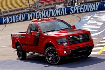 2014 Ford F-150 Tremor - Nascar Pace Truck 1