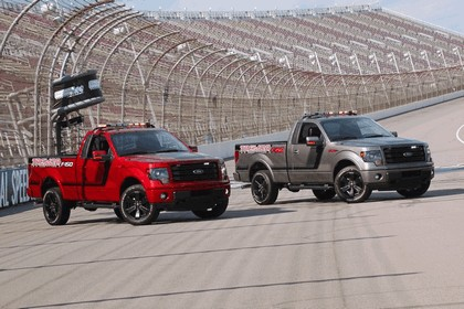 2014 Ford F-150 Tremor - Nascar Pace Truck 5
