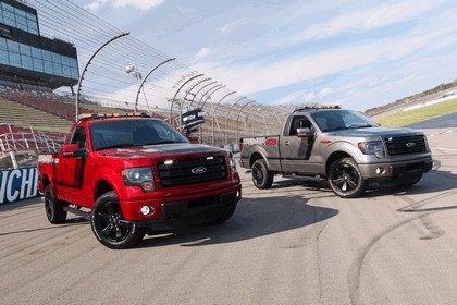 2014 Ford F-150 Tremor - Nascar Pace Truck 6