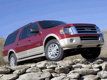 2007 Ford Expedition EL Eddie Bauer 5