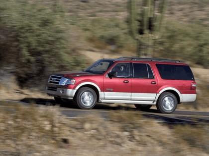 2007 Ford Expedition EL Eddie Bauer 7