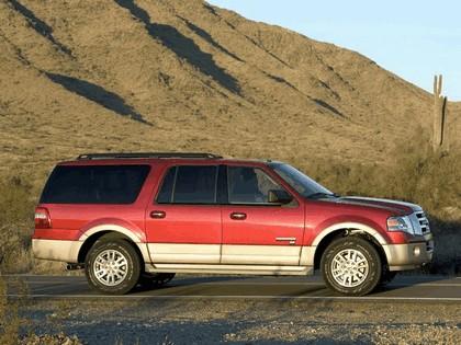2007 Ford Expedition EL Eddie Bauer 9