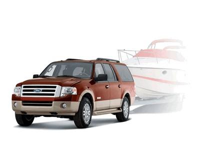 2007 Ford Expedition EL Eddie Bauer 32