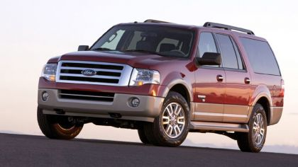 2007 Ford Expedition EL Eddie Bauer 9