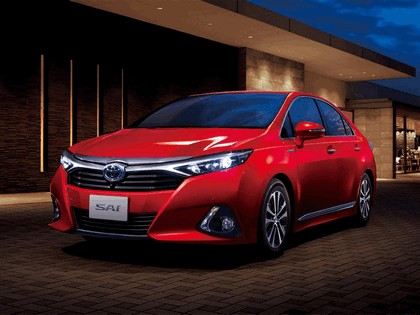 2013 Toyota Sai G 1