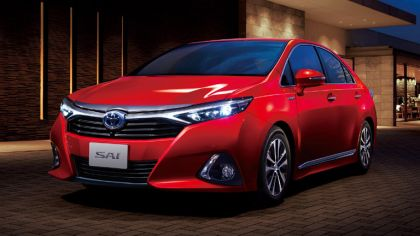 2013 Toyota Sai G 5