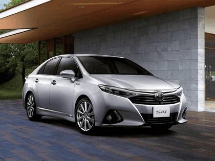 2013 Toyota Sai G A-Package 1