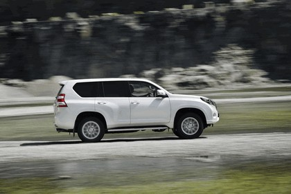 2014 Toyota Land Cruiser 34