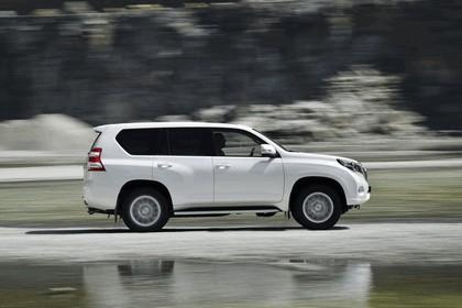 2014 Toyota Land Cruiser 35