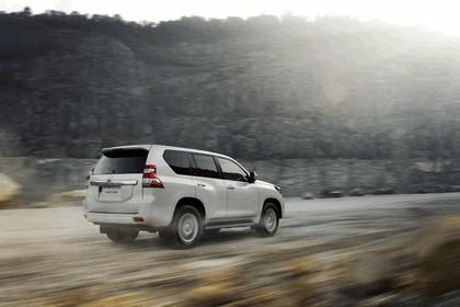 2014 Toyota Land Cruiser 41