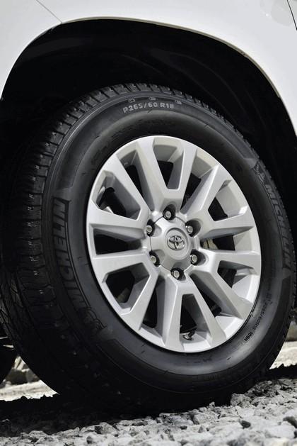 2014 Toyota Land Cruiser 48