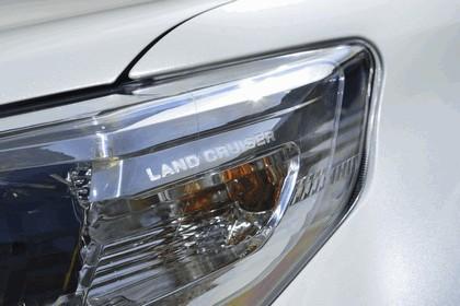 2014 Toyota Land Cruiser 50